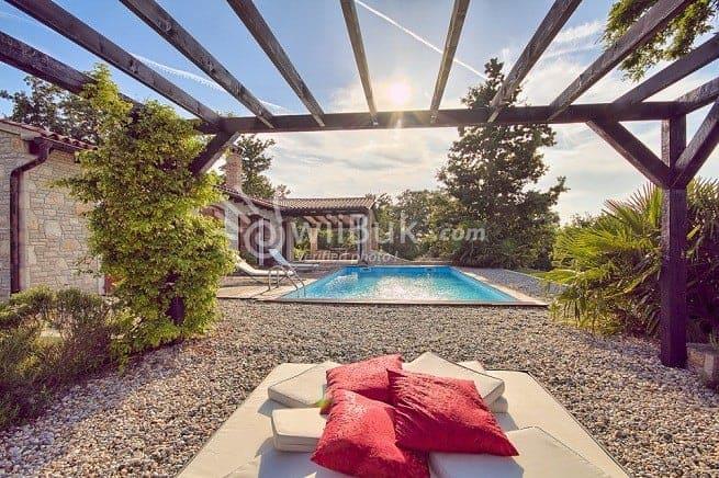 Die Villa Brozinca bei Rovinj, Foto: Wiibuk.com