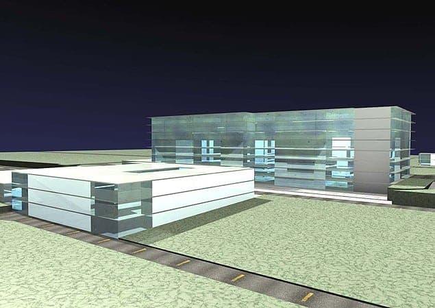Neues Krankenhaus in Pula