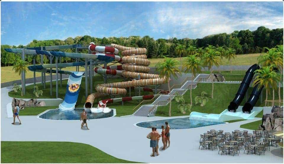"Der ""Aquapark Istralandia"" öffnet die Tore am 1. Juni 2014"