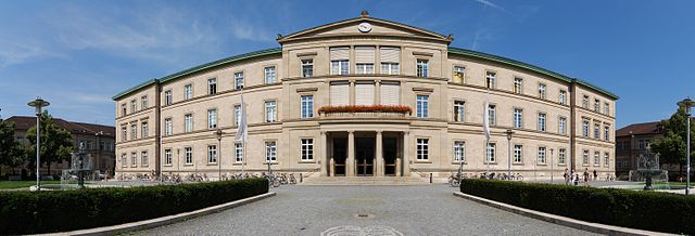 Neue Aula der Universität Tübingen, Foto: Felix Koenig CC