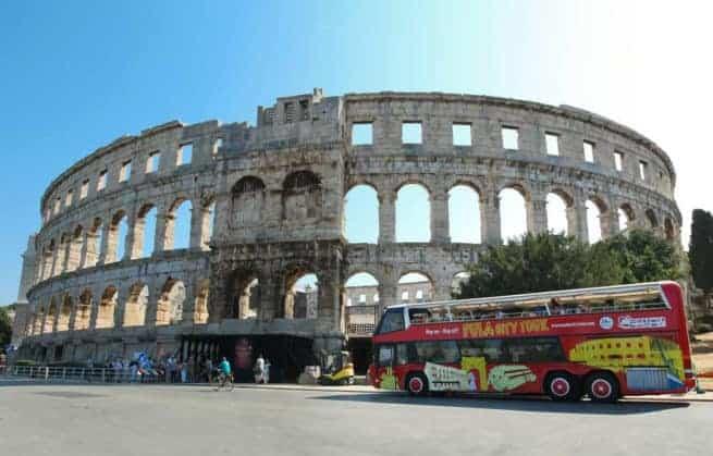 Das Museum Olei Histria wird sich nur einige hundert Meter vom Amphitheater befinden. Foto: Pula City Tours/Art Redaktionsteam