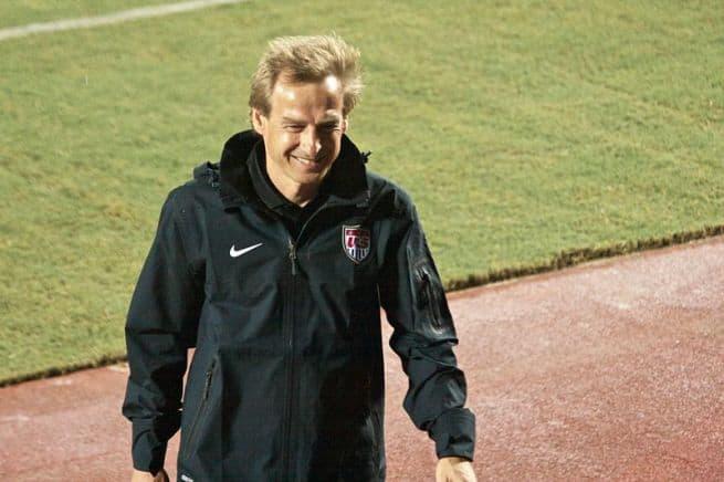 """J. Klinsmann: """"Meine Geschäfte und meine Fehler mache ich lieber selbst."""" Foto: Nathan Forget"""