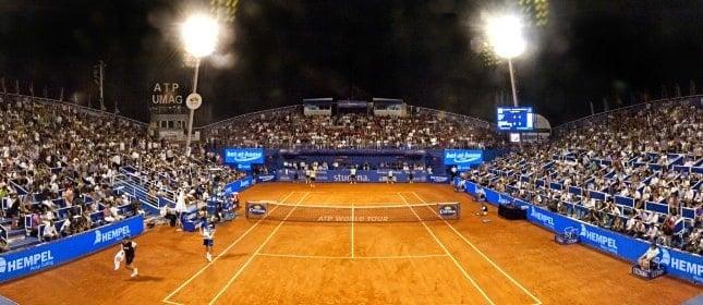 Das Stella Maris Tennisstadion in Umag. Foto: coloursofistria.com