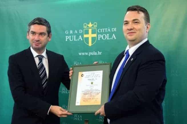 Zertifizierte soziale Verantwortung in Pula. Foto: borismiletic.com