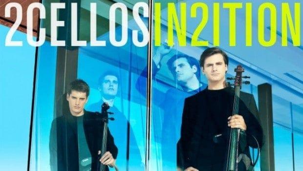 """""""In2ition"""", das zweite 2Cellos Album erschien 2013"""