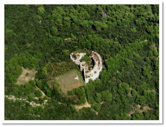 Das Fort Monte Grosso. Foto: www.adrifort-ipa.eu