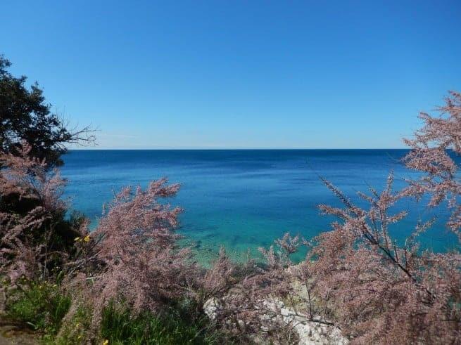 Zlatne stijene in Pula. Die Adria ist bereits eines der saubersten Meere, und soll es auch bleiben. Foto: Enio Pašalić
