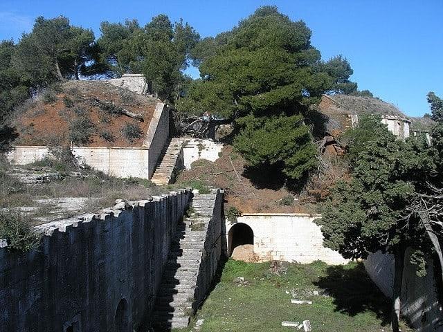 Teilansicht des Punta Christo. Foto: Wikipedia