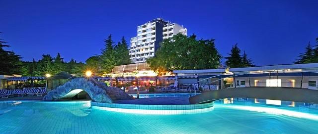 Das Valamar Diamant Hotel in Poreč. Foto: Valamar.hr