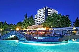 Das Valamar Diamant Hotel in Poreč