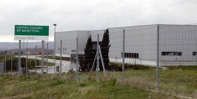 Benetton in Labin schließt Ende Juni. 159 Arbeiter bleiben ohne Job. Foto: Gradpula.com/Istarski.hr