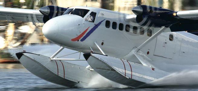 Die Twin Otter DHC 6-300 der European Coastal Airlines. Foto: ec-air.eu