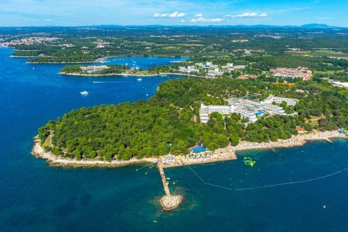 10 Gunstige Hotels In Kroatien Nah Am Strand Inistrien De