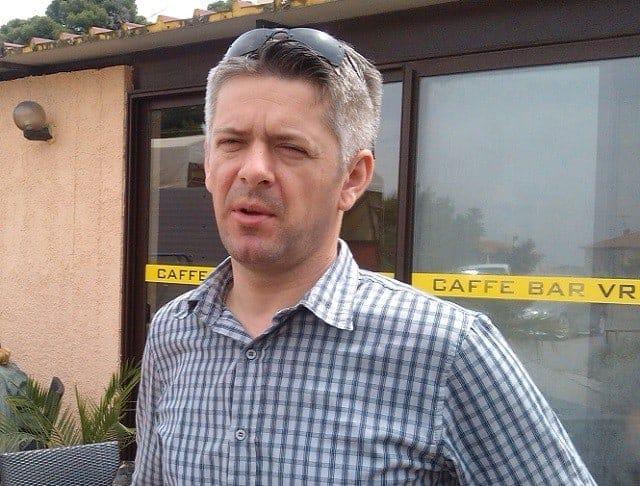 Dragan Ružić - Kroatiens bester Sommelier 2012. Foto: InIstrien.hr