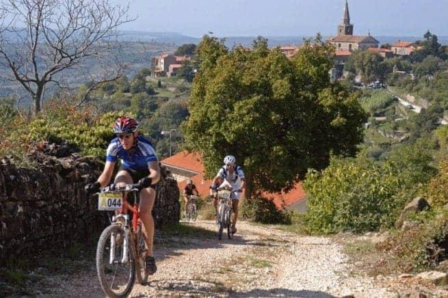 Die Parenzana Strecke. Foto: croatia.hr