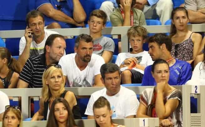 Kroatiens einziger Wimbledon Sieger Goran Ivanišević ist dieser Tage auch in Umag. Hier betreibt er auch eine Tennis Akademie. Foto: Slavko Midzor/PIXSELL/Press ATP