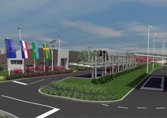 So soll die neue Anlage fertig aussehen. Foto: opzo.hr