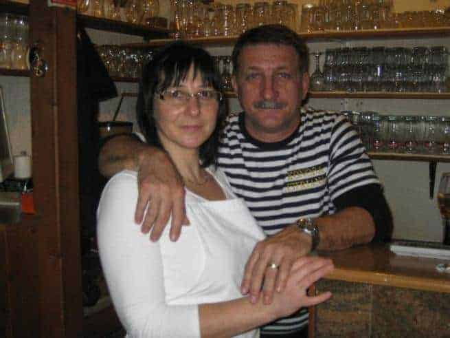 Amalija und Milan Kerniat. Foto: Facebook