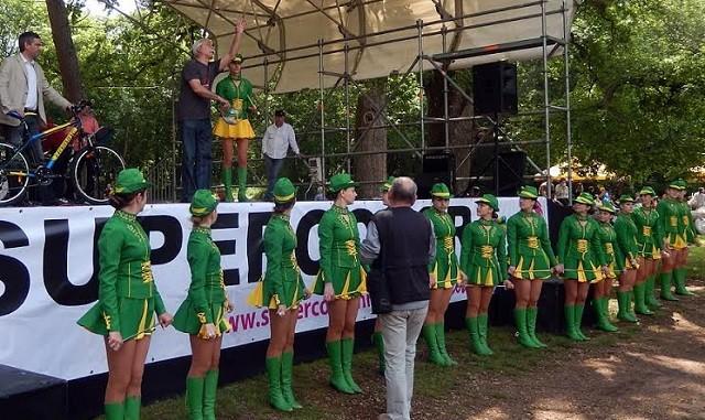 Die Majoretten von Pula sind bei Feiern oft dabei. Foto: InIstrien.hr, Autor: Enio Pašalić