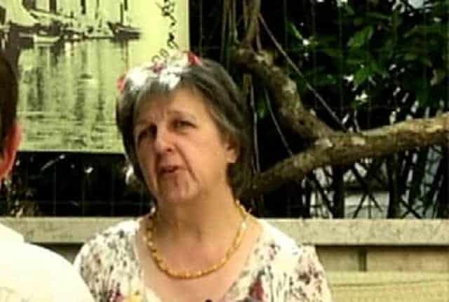 Maritta Radovčić im interview mit dem MDR