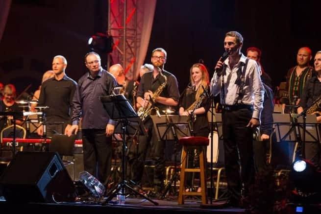 Highlight des Wochenendes - das Massimo Konzert in Rovinj. Foto: Facebook