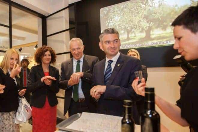 Haus des Olivenöls