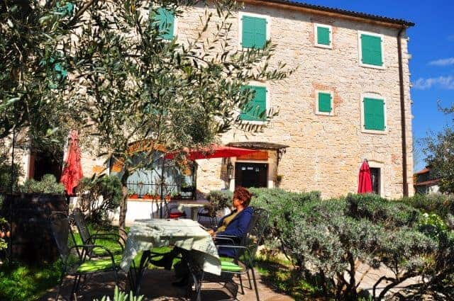 Die Casa Romantica La Parenzana. Foto: reisen made by jeller