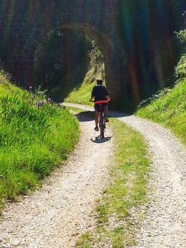 In Kroatien fährt man großteils auf Schotter. Foto: reisen made by jeller