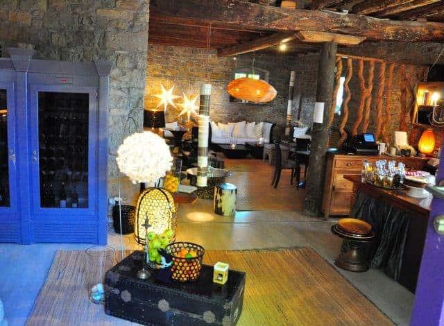 """Die stylische Lounge-Galerie-Bar """"Kaya Energy"""". Foto: reisen by jeller"""