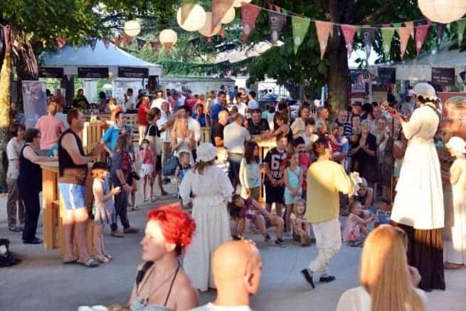 Pastafestival in Žminj. Foto: Facebook