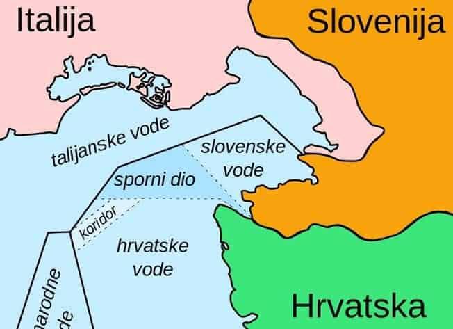 Savudrijska Vala/Bucht von Piran. Foto: Wikipedia