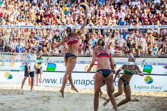 Beim Major Turnier in Poreč soll es ganz toll gewesen sein. Foto: Press