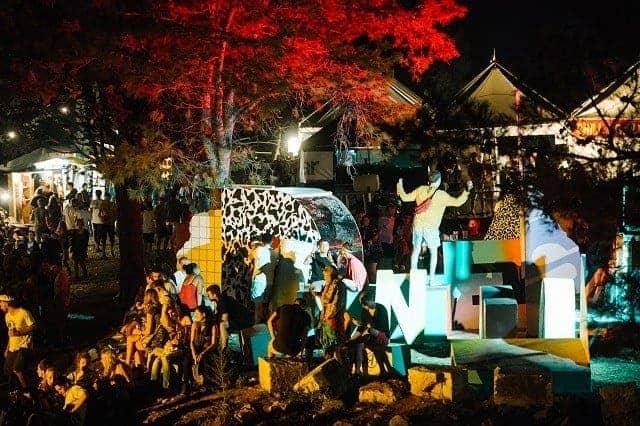 Bei den Festivals herrscht eine unnachamliche Atmosphäre. Foto: Marc Sethi