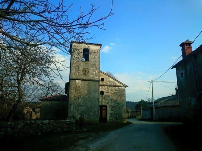Slum im Ćićarija Gebirge im Norden Istriens fehlt in den meisten Reiseführern. Foto: Enio Pašalić