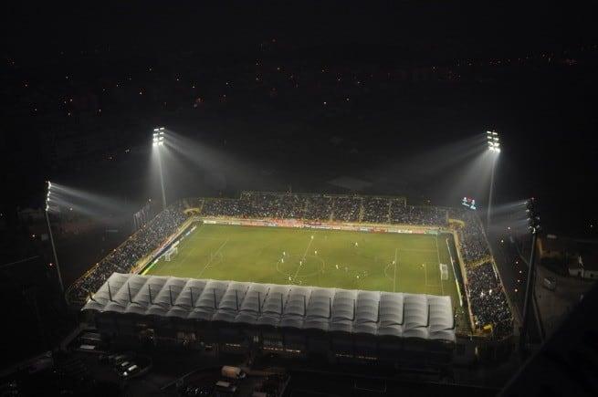 Das Aldo Drosina Stadion im Zentrum der Stadt Pula. Foto: Pula.hr