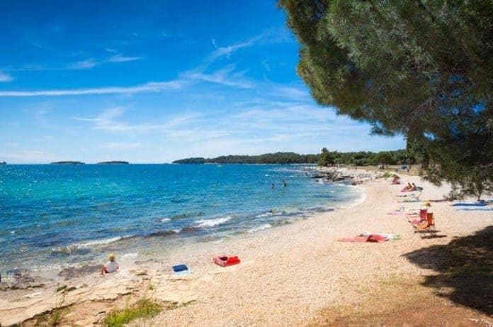 Strande Istrien Karte.39 Strande In Istrien Kroatien Beschrieben Und Bewertet