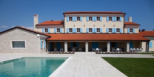 """Die Präsentation der """"Istrijana"""" fand im Hotel Velanera in Šišan statt. Foto: Velanera.hr"""